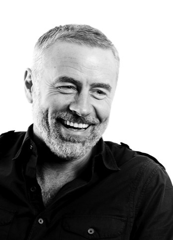 Martin Grimer, executive creative director and founding partner, AESOP