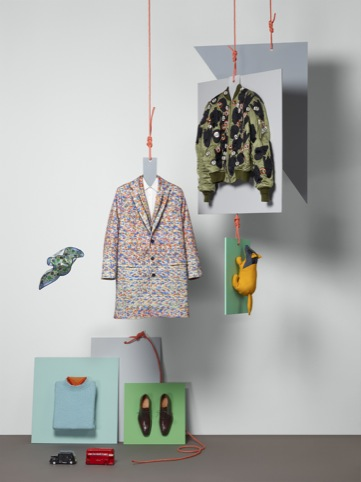 London Collections: Men photographic still life