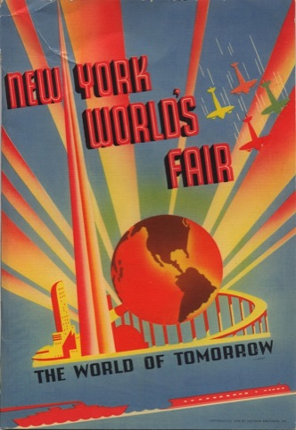 New York World's Fair - The World of Tomorrow