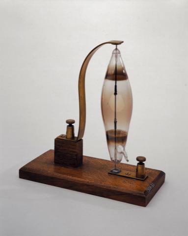 Swan's electric filament lamp