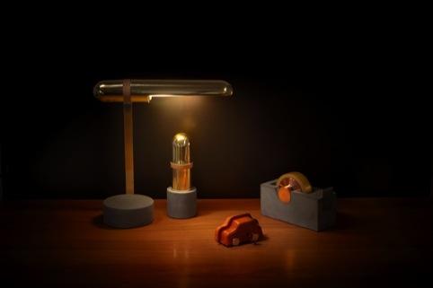 Desk Accessories by Tatsuya Akita
