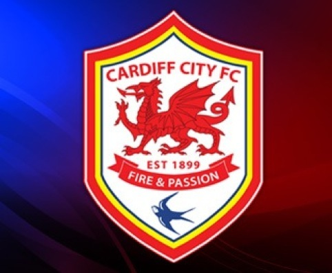 New Cardiff City FC crest
