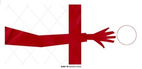 England - Seaman Saves