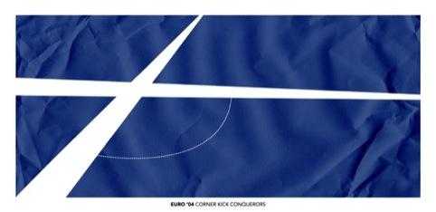 Greece - Corner-kick Conquerors