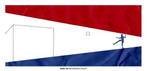The Netherlands - Van Basten's Volley