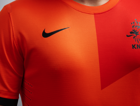 Netherlands shirt by Nike