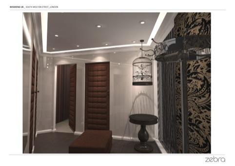 Bosideng interiors by Zebra