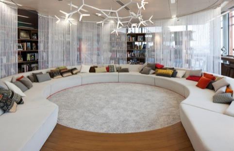 google moscow office pure. Google Head Office Design By Penson Moscow Pure L