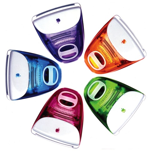 The Apple iMac G3