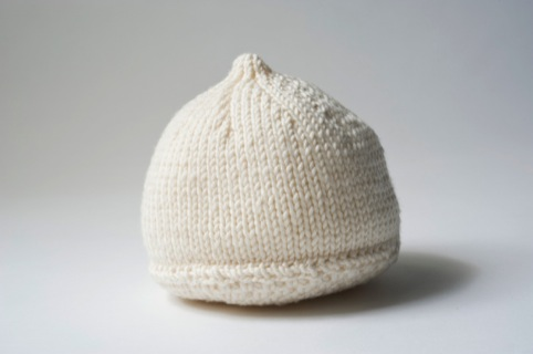 Knitted breast prosthesis