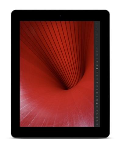 Cogapp Tate Modern Unilever Series app