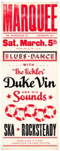 Duke Vin poster