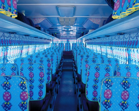 Sungsoo koo From the series Magical reality tour bus, 2005