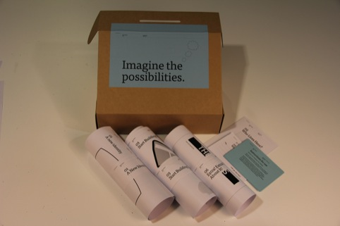 Cultural Probe Pack, developed by Uniform for brand research
