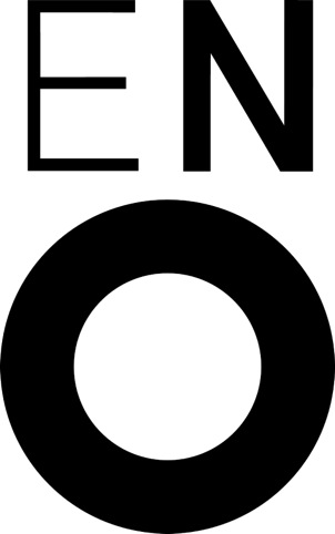 English National Orchestra identity, by Mike Dempsey
