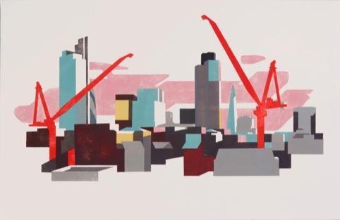 Red Cranes City
