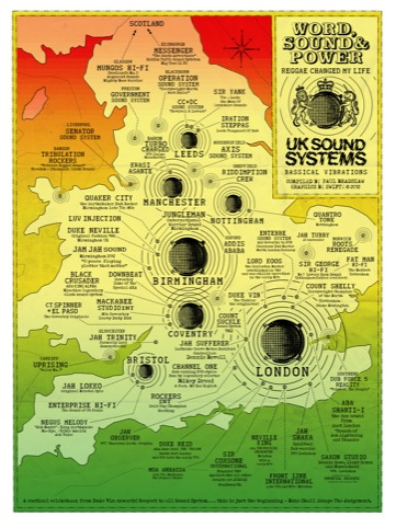 Sound System Map