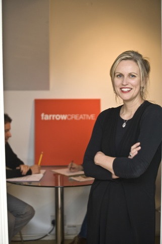 Samantha Farrow, founder, Farrow Creative