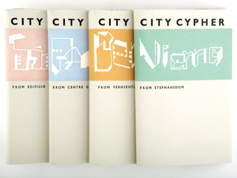 the City Cypher guide book series