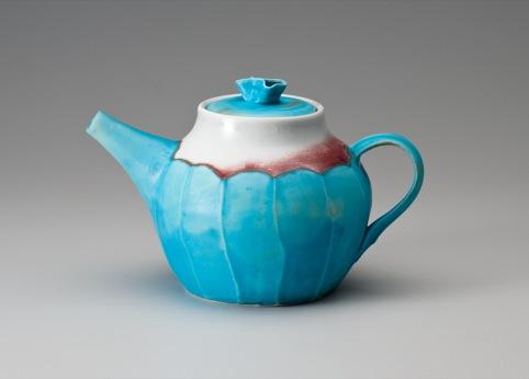 Teapot by Abi Higgins