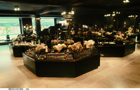 Big Biba store interior