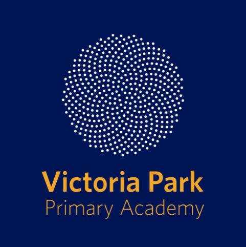 Substrakt's branding for Victoria Park Primary Academy school in Smethwick, Birmingham