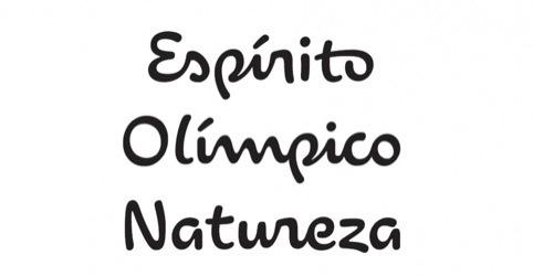 Rio 2016 typeface