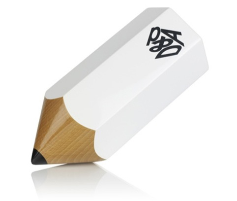 White Pencil