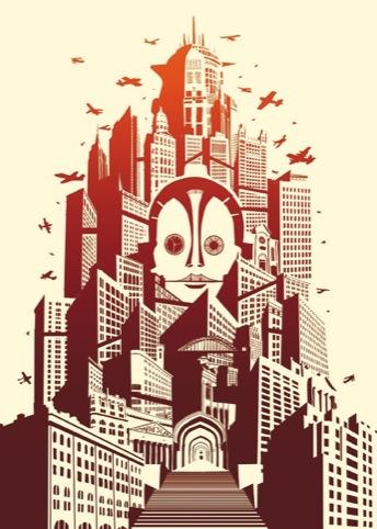 Metropolis, by Raid71
