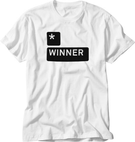 Winner's T-shirt