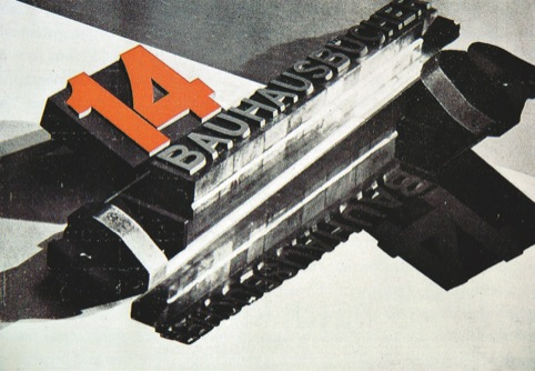 Bauhaus programmes, László Moholy-Nagy, Herbert Bayer, Walter Gropius, 1922 to 1931, Bauhaus, Germany / Bauhausbücher 14 by László Moholy-Nagy, 1929