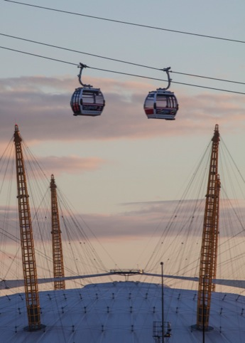 Emirates Airline cable car