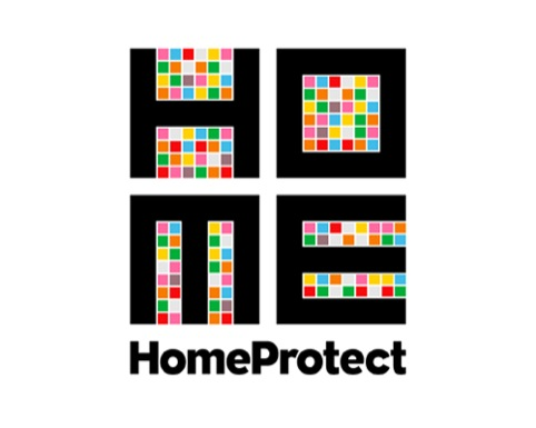 The Allotment's HomeProtect Insurance logo