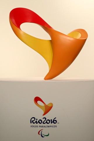 The Rio 2016 Paralympics identity