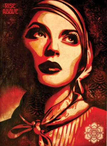 Shepard Fairey, Rise Above Rebel