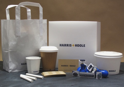 Harris and Hoole brand by SomeOne
