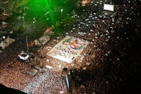 The Games identity in Rio
