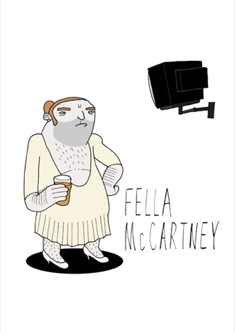 Fella McCartney
