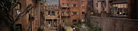 Rear Window timelapse (Day). from the film screenings programme