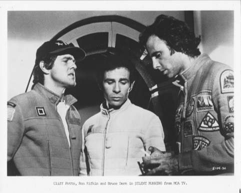 The Vanishing Point,  Silent Running  valley forge crew