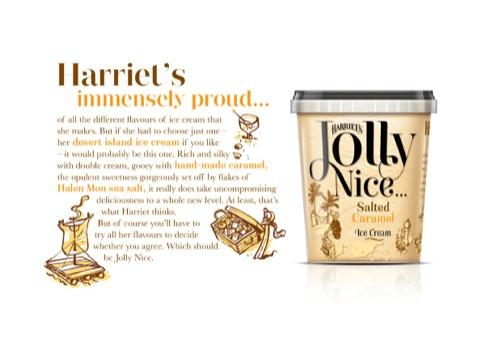 Harriet's Jolly Nice...
