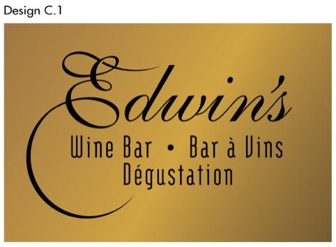 Edwin's logo