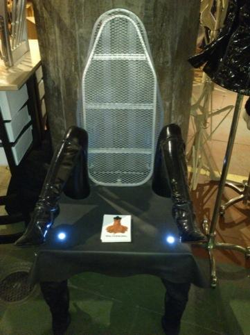 Walterworks chair