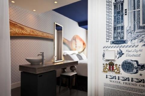 Andaz Amsterdam hotel