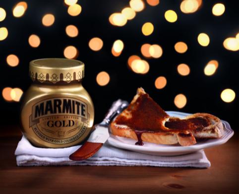 Gold Marmite