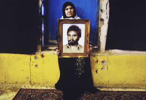 Newsha Tavakolian, from the series Mothers of Martyrs, 2006