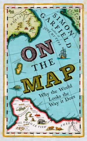 On The Map book cover