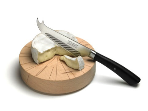 Cheese knife, by Sebastian Bergne