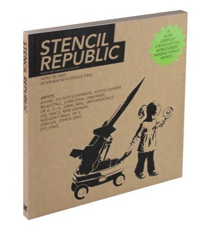 Stencil Republic cover