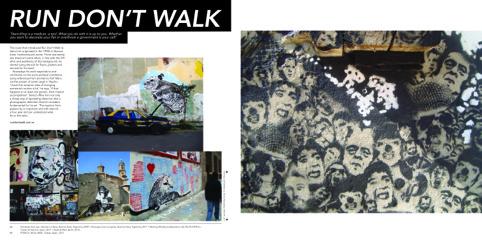 Run Don't Walk